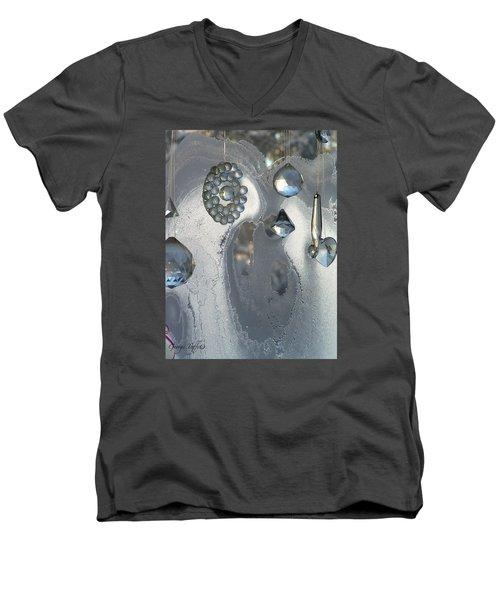 Winter Window Men's V-Neck T-Shirt
