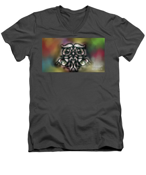 Wise Man Men's V-Neck T-Shirt