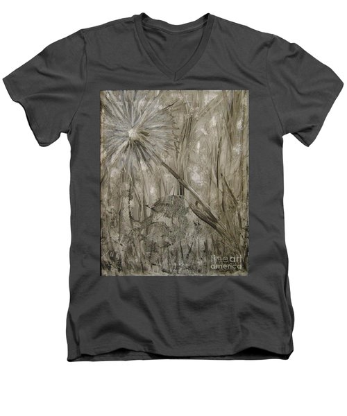 Wish From The Forrest Floor Men's V-Neck T-Shirt