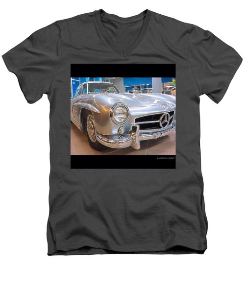 Wish This Was Mine. #😄#vintage Men's V-Neck T-Shirt