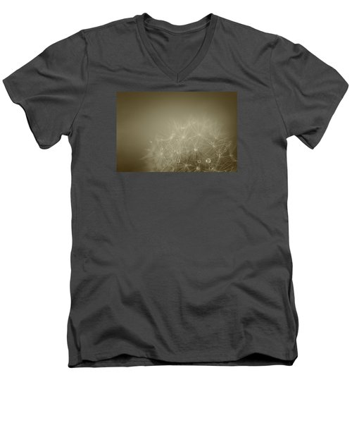 Men's V-Neck T-Shirt featuring the photograph Wishing Well by The Art Of Marilyn Ridoutt-Greene