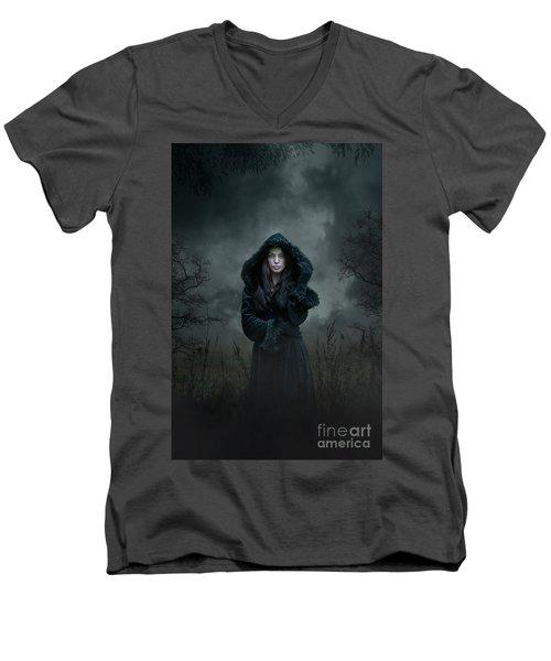 Witchcraft Men's V-Neck T-Shirt