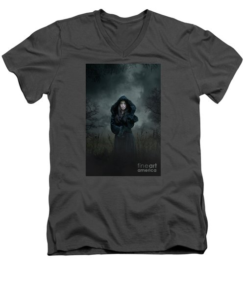 Witchcraft Men's V-Neck T-Shirt
