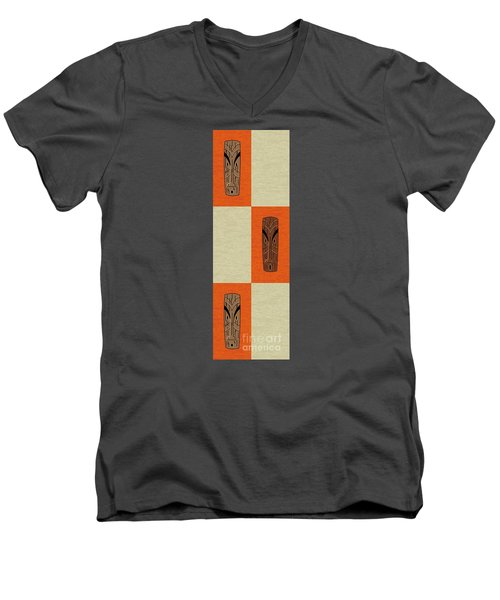 Witco Tikis 1 Men's V-Neck T-Shirt