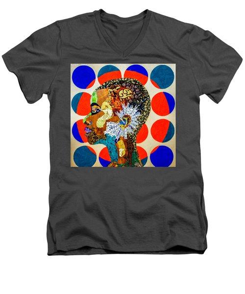 Without Question - Danai Gurira II Men's V-Neck T-Shirt