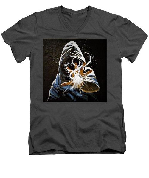 Wizardry Men's V-Neck T-Shirt
