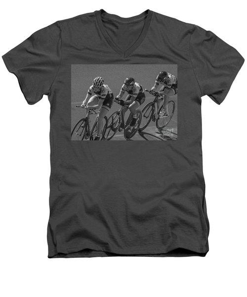 Women's Team Competition Men's V-Neck T-Shirt