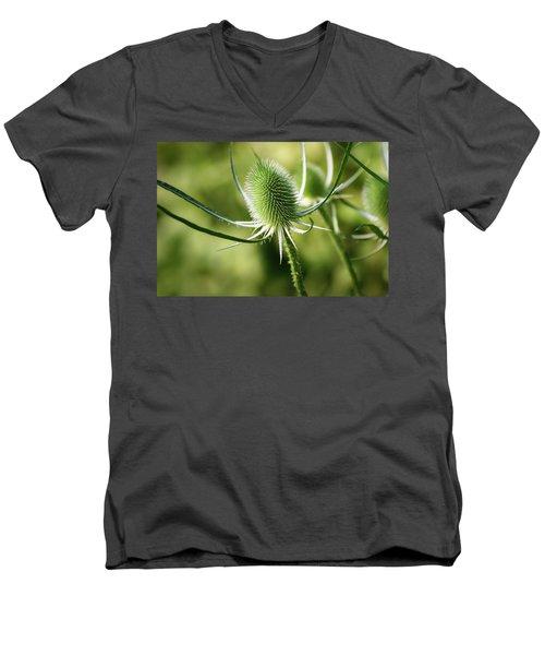 Wonderful Teasel - Men's V-Neck T-Shirt