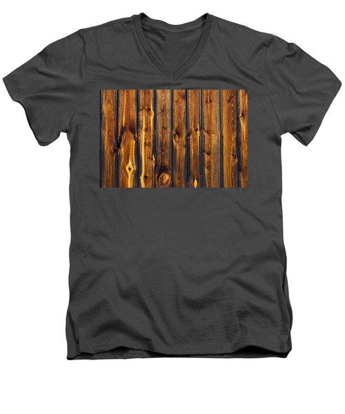 Woody Tiger Men's V-Neck T-Shirt