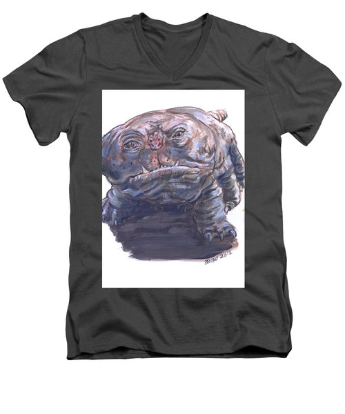 Woola Men's V-Neck T-Shirt
