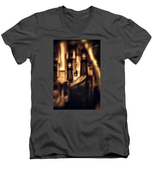 Woozy Men's V-Neck T-Shirt
