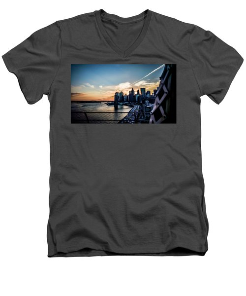 Would You Believe Men's V-Neck T-Shirt