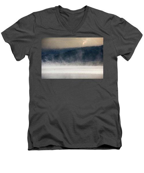 Wow Men's V-Neck T-Shirt