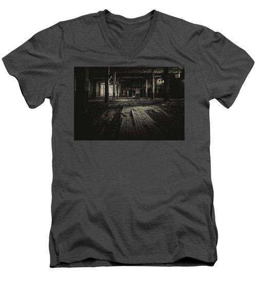 Ws 1 Men's V-Neck T-Shirt