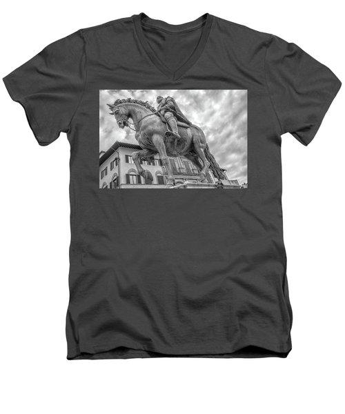 Cosimo De Medici Men's V-Neck T-Shirt