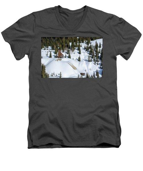 Yankee Girl Mine Men's V-Neck T-Shirt