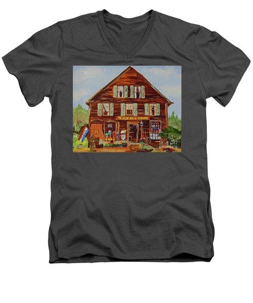 Ye Olde Sale Shoppe Men's V-Neck T-Shirt
