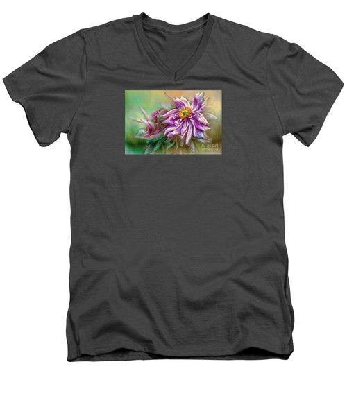 Year Of Mercy Men's V-Neck T-Shirt