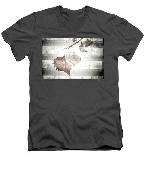 Years Ago Men's V-Neck T-Shirt by Mark Ross