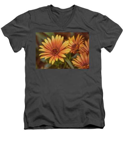 Yellow Petals #g3 Men's V-Neck T-Shirt