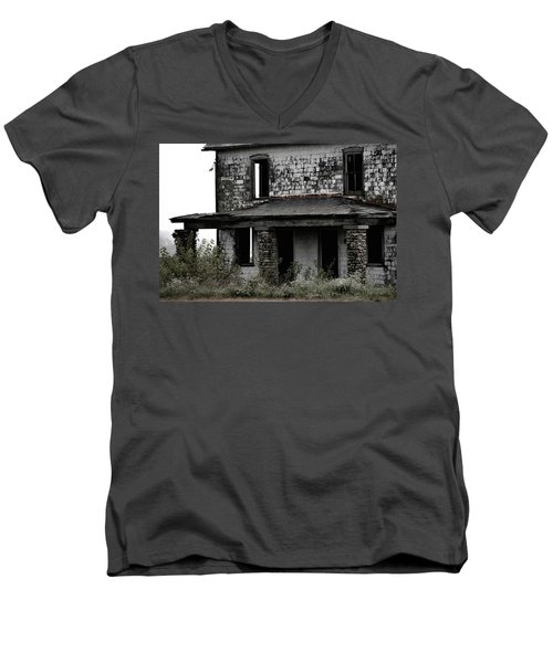 Yesterdays Front Porch Men's V-Neck T-Shirt