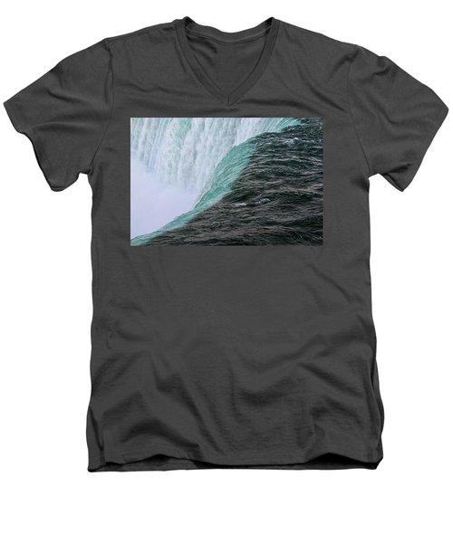 Yin Yang - Men's V-Neck T-Shirt