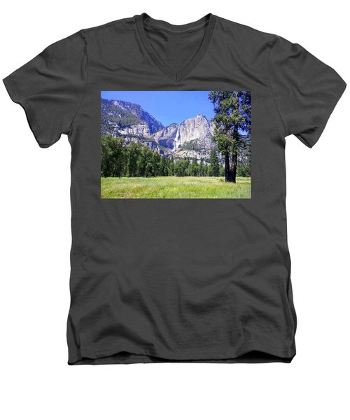 Yosemite 7 Men's V-Neck T-Shirt