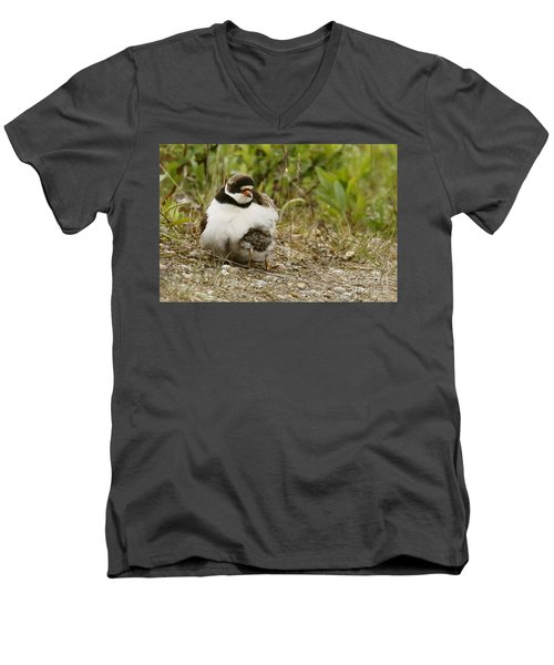 You Can't See Me Now . . . Men's V-Neck T-Shirt