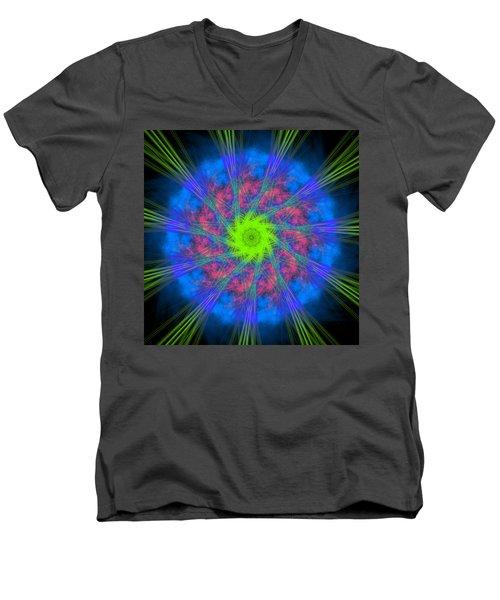 Youttipply Men's V-Neck T-Shirt