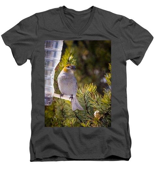 Yum Yum Men's V-Neck T-Shirt