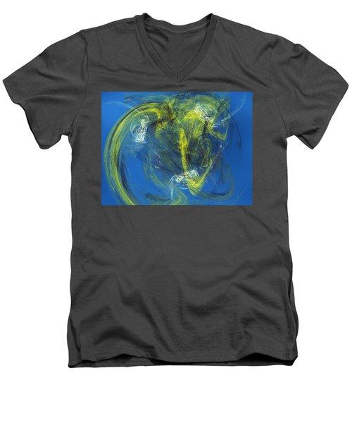 Zero Tolerance Policy Men's V-Neck T-Shirt