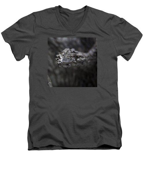 Zolika Emerging Men's V-Neck T-Shirt
