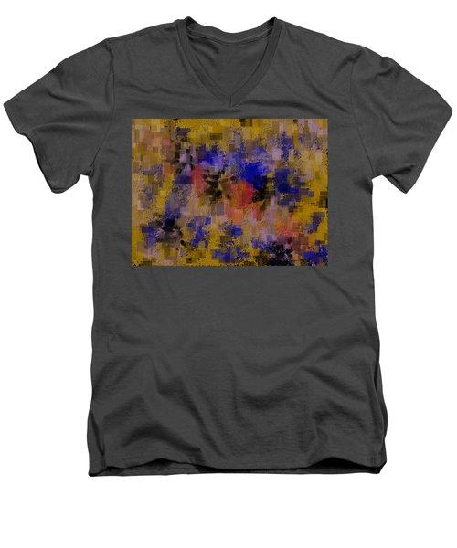 Zonal Warfare Men's V-Neck T-Shirt