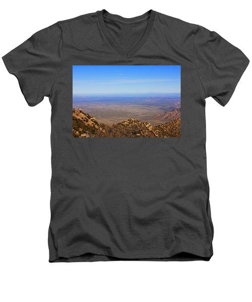Arizona Men's V-Neck T-Shirt