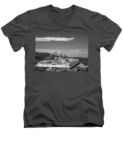 Beacon / The Chair Project Men's V-Neck T-Shirt