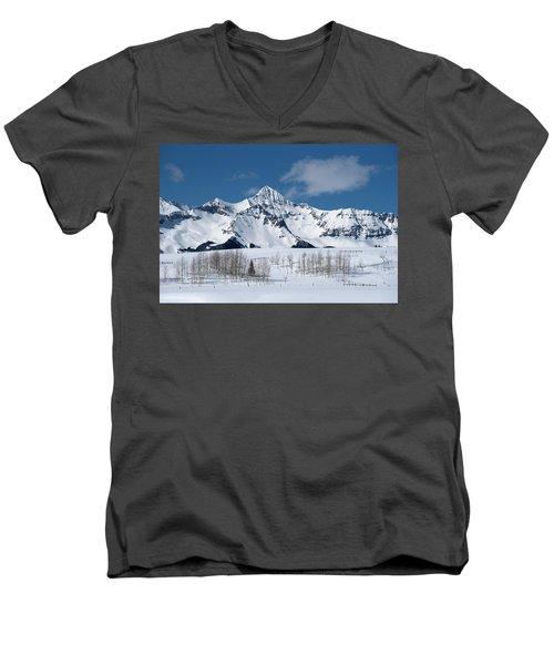 Mt Wilson Men's V-Neck T-Shirt