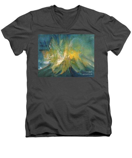 Mystic Music Men's V-Neck T-Shirt
