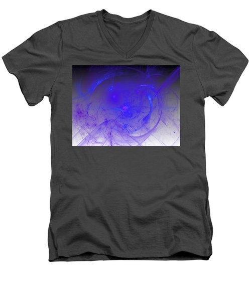 People Of The City Beyond Men's V-Neck T-Shirt