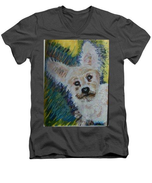 Rocky Men's V-Neck T-Shirt