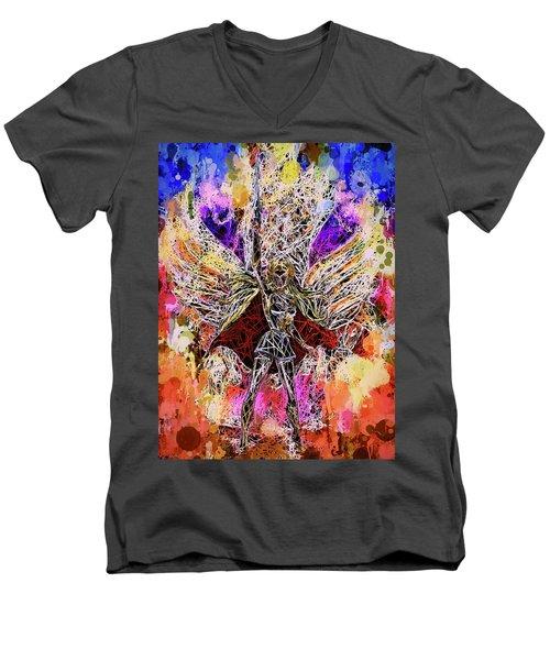 She - Ra Princess Of Power Men's V-Neck T-Shirt