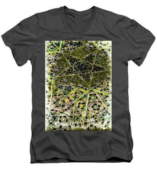 Tela Men's V-Neck T-Shirt