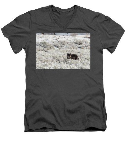 W18 Men's V-Neck T-Shirt