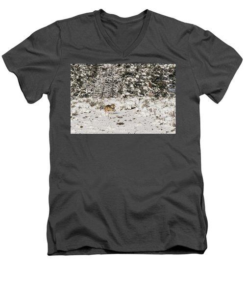 W20 Men's V-Neck T-Shirt