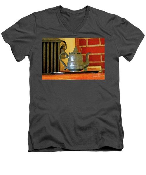 10-12-2009img7731ab Men's V-Neck T-Shirt