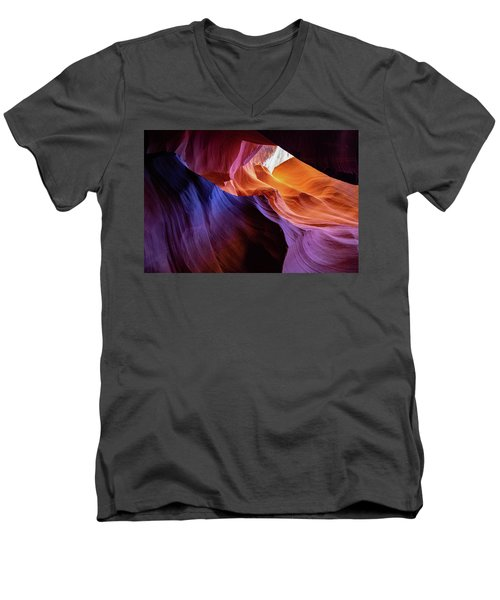 The Body's Earth  Men's V-Neck T-Shirt