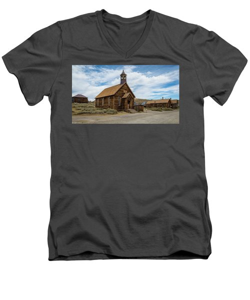 Bodie Church Men's V-Neck T-Shirt