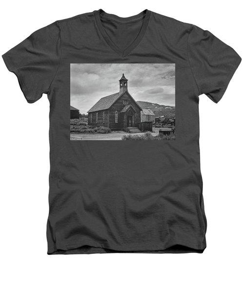 Bodie Church Men's V-Neck T-Shirt