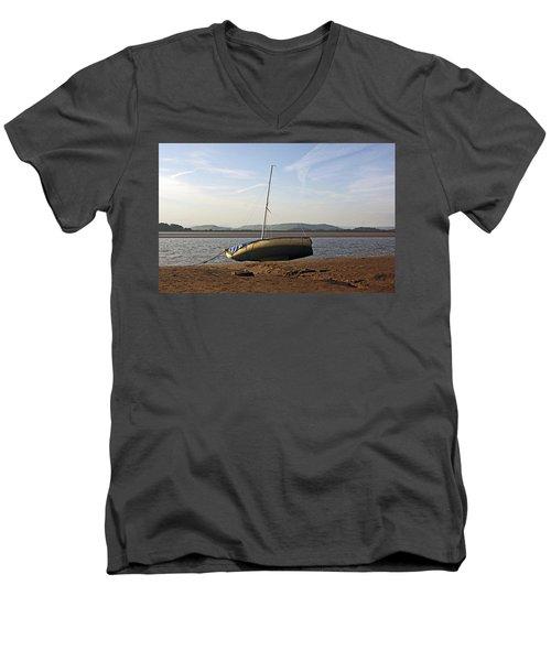 31/05/14 Cumbria. Arnside. Men's V-Neck T-Shirt
