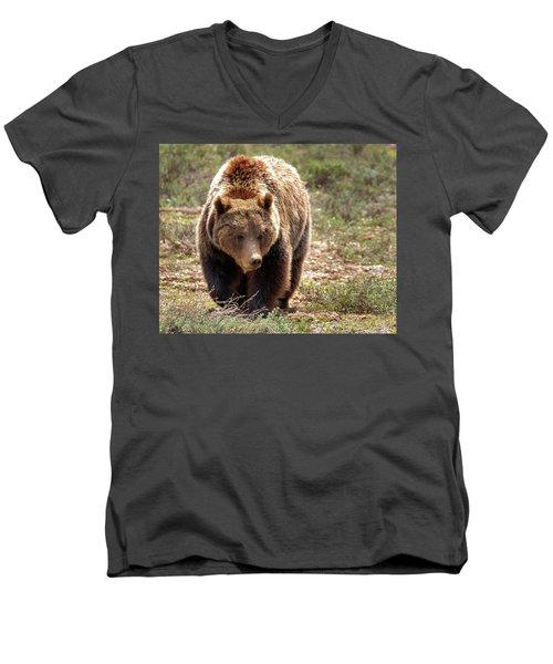 399 Men's V-Neck T-Shirt