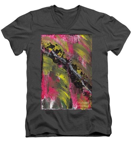 55 Men's V-Neck T-Shirt